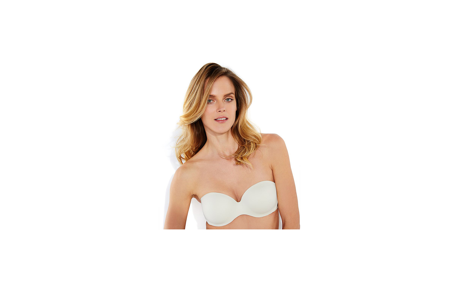 """Warner's Bra """"This Is Not A Bra Full-Coverage Strapless Convertible Bra 1693"""""""