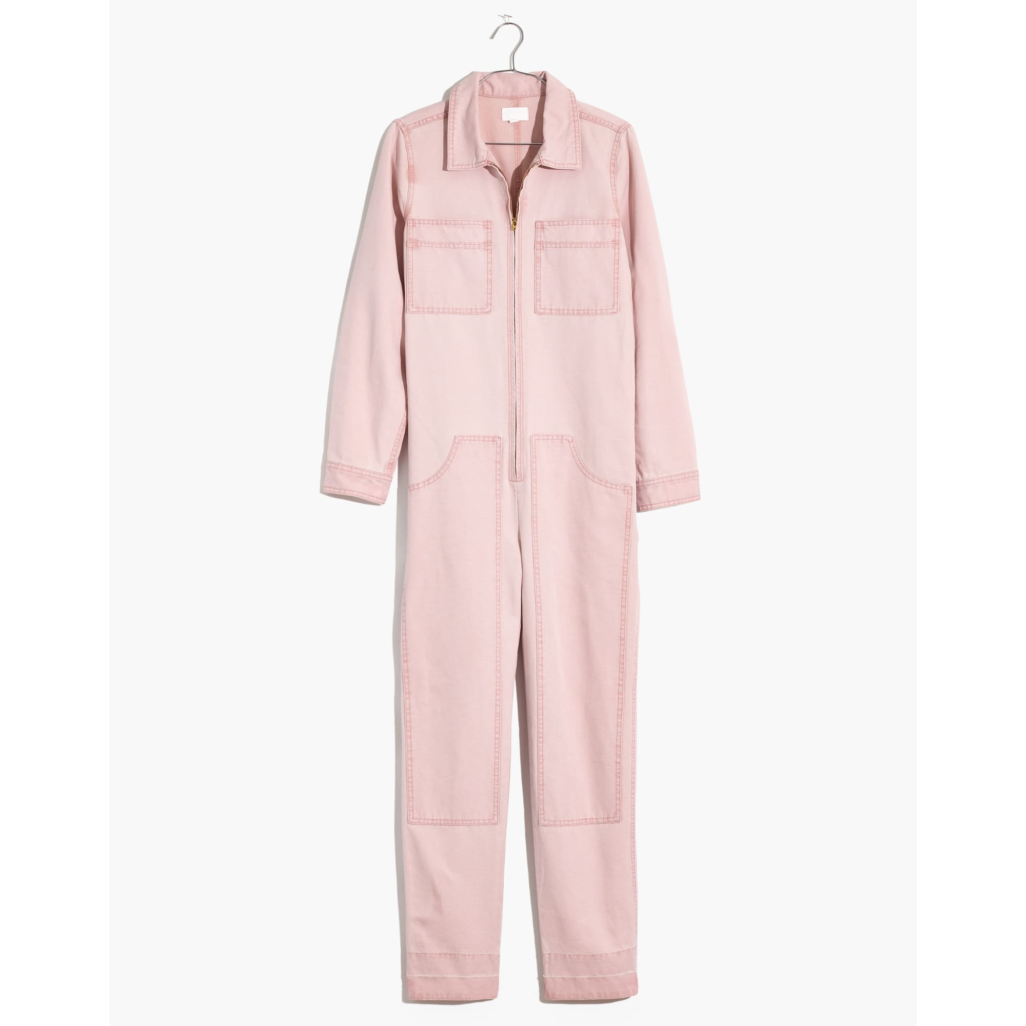 Madewell x Dickies® Zip Coverall Jumpsuit