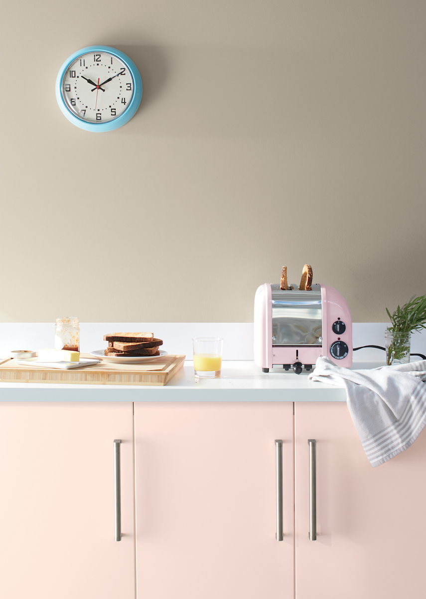 Benjamin Moore 2020 Color of the Year, Kitchen Cabinets painted