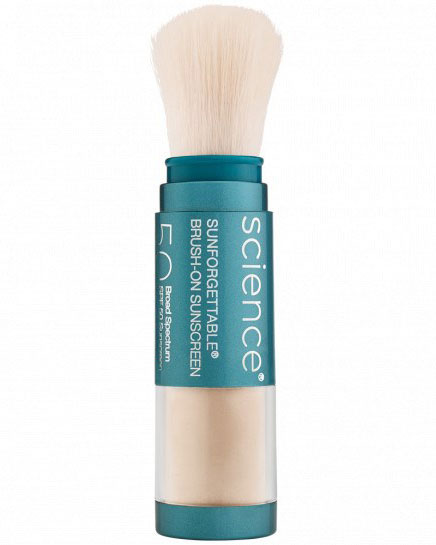Best Mineral Sunscreen: Colorescience Sunforgettable Total Protection Brush-On Shield SPF 50