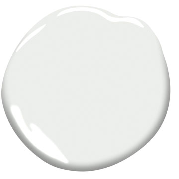 Trim: Decorator's White by Benjamin Moore