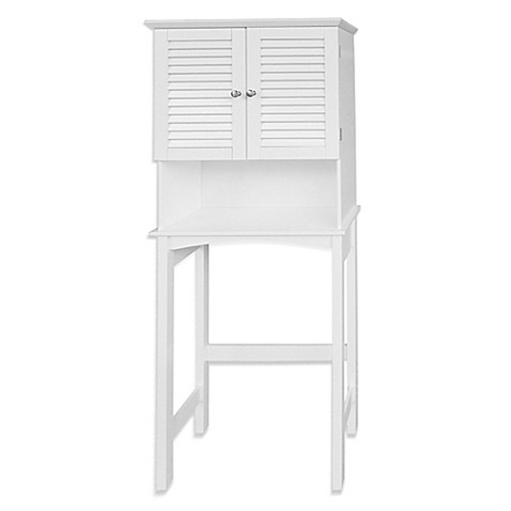 Over the Toilet Storage Unit From Bed Bath & Beyond