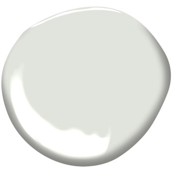 Living Room: Paper White by Benjamin Moore