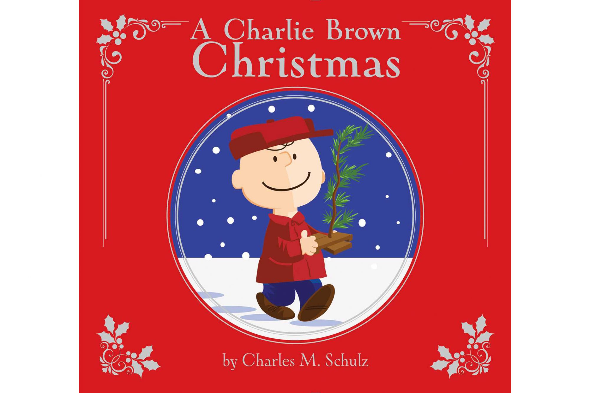 A Charlie Brown Christmas: Deluxe Edition, by Charles M. Schulz and Vicki Scott