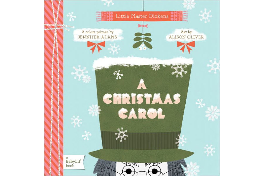 A Christmas Carol, by Jennifer Adams and Alison Oliver