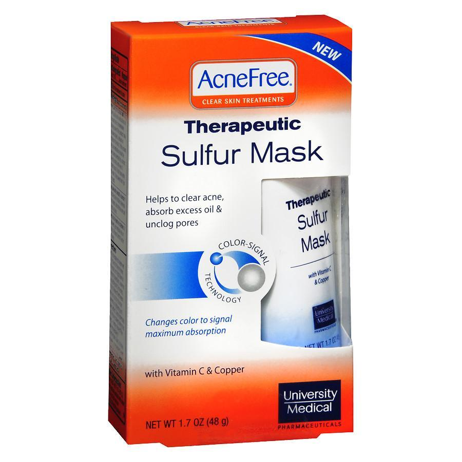 AcneFree Sulfure Face Mask
