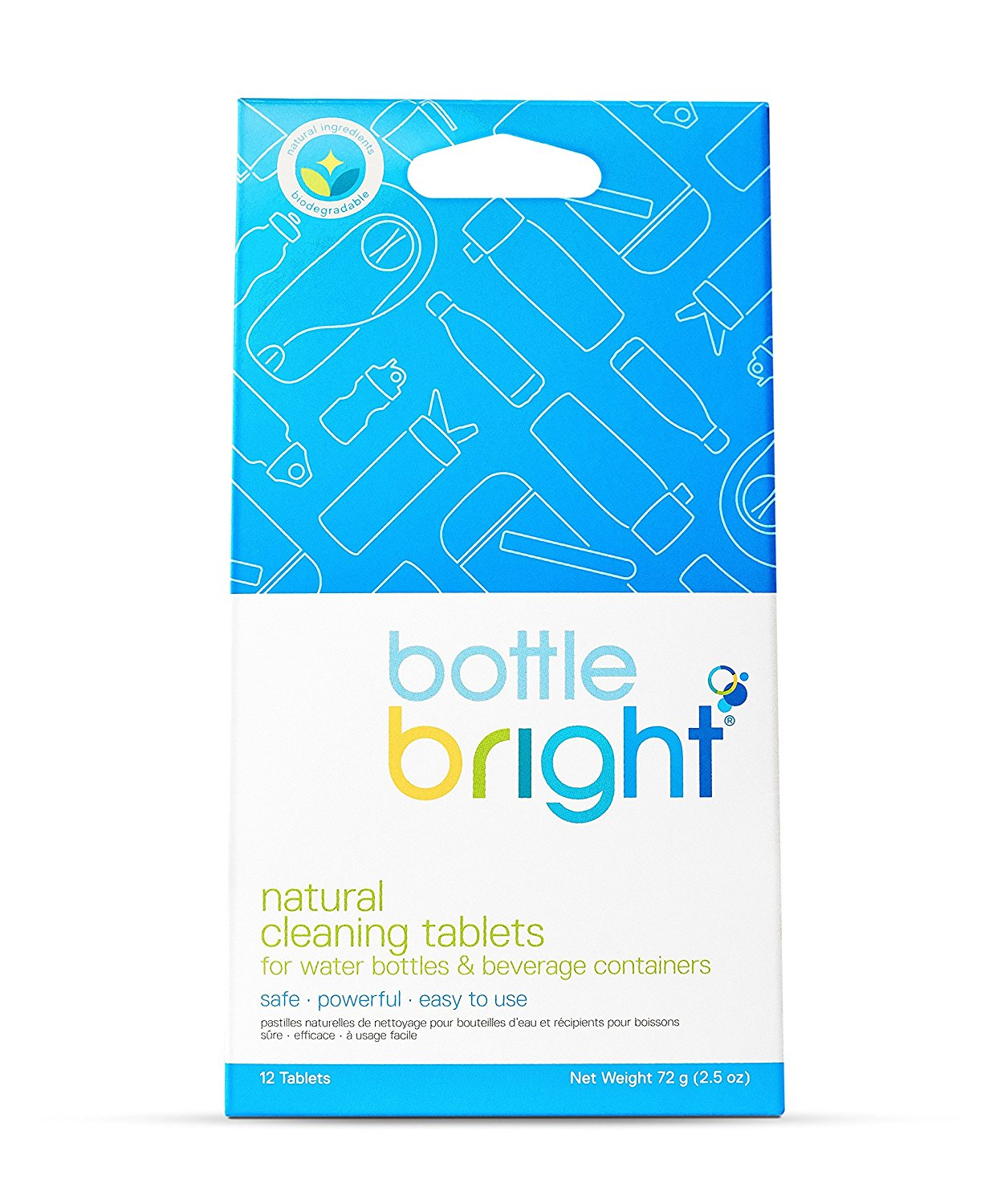 Amazon Best Selling Cleaning Product, Water Bottle Cleaning Tablets
