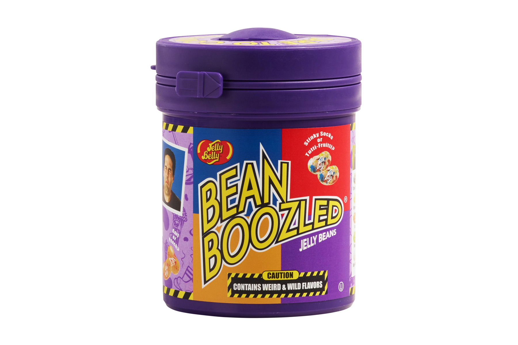 April Easter Fools, BeanBoozled
