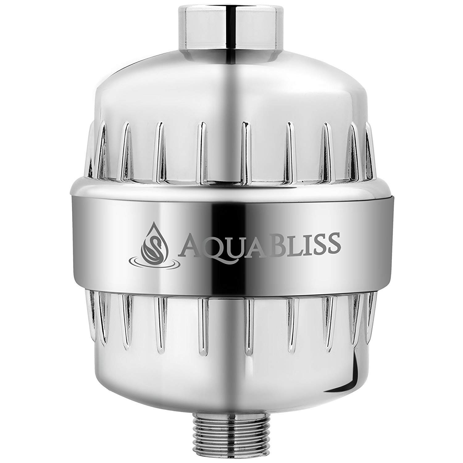 AquaBliss High Output Revitalizing Shower Filter Reduces Dry Itchy Skin, Dandruff