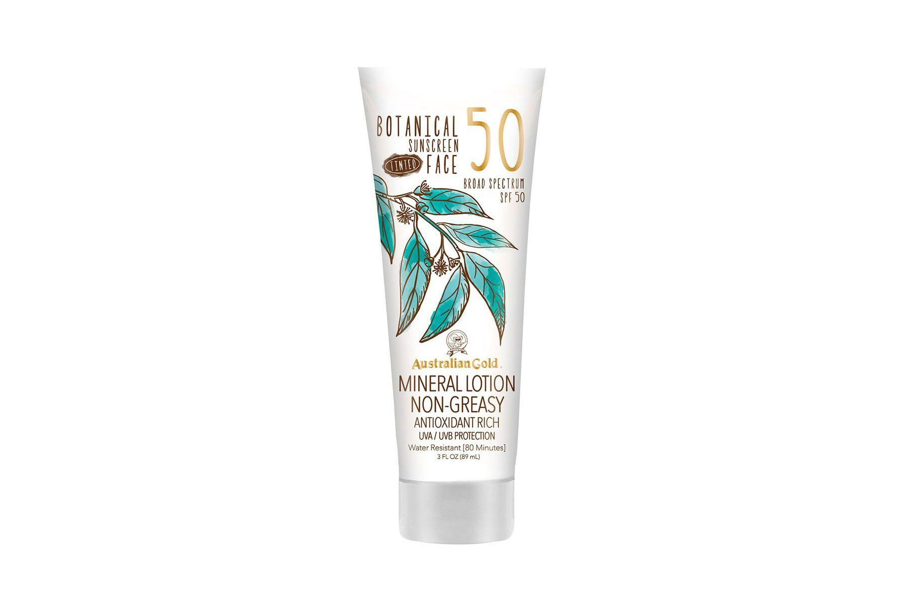 Australian Gold Botanical Tinted Sunscreen