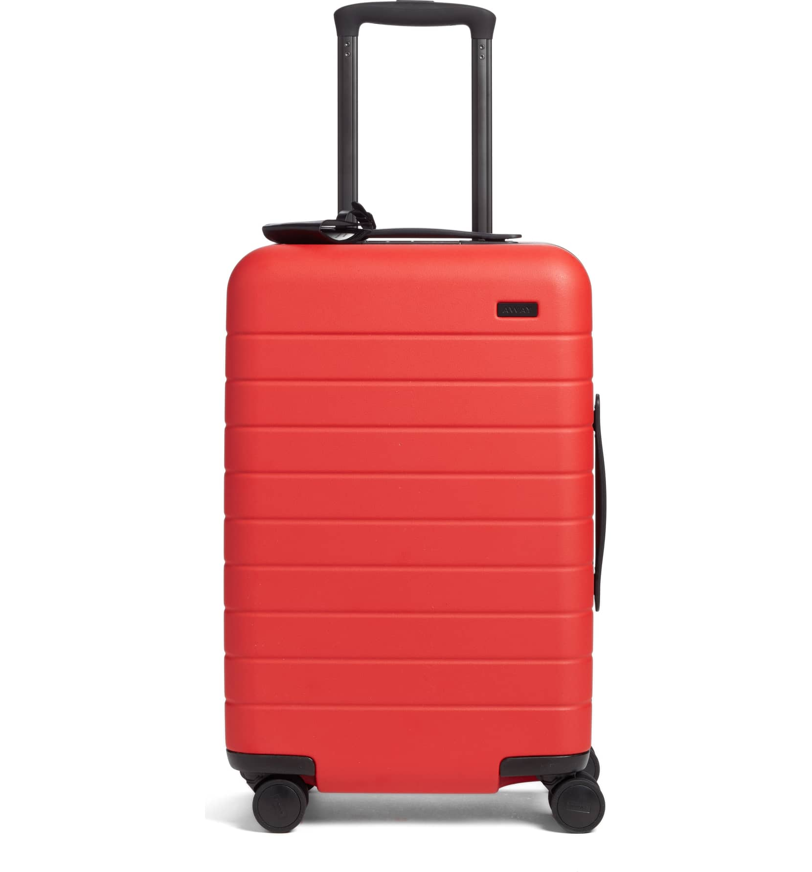 Away Luggage at Nordstrom Bright Red Carry-On