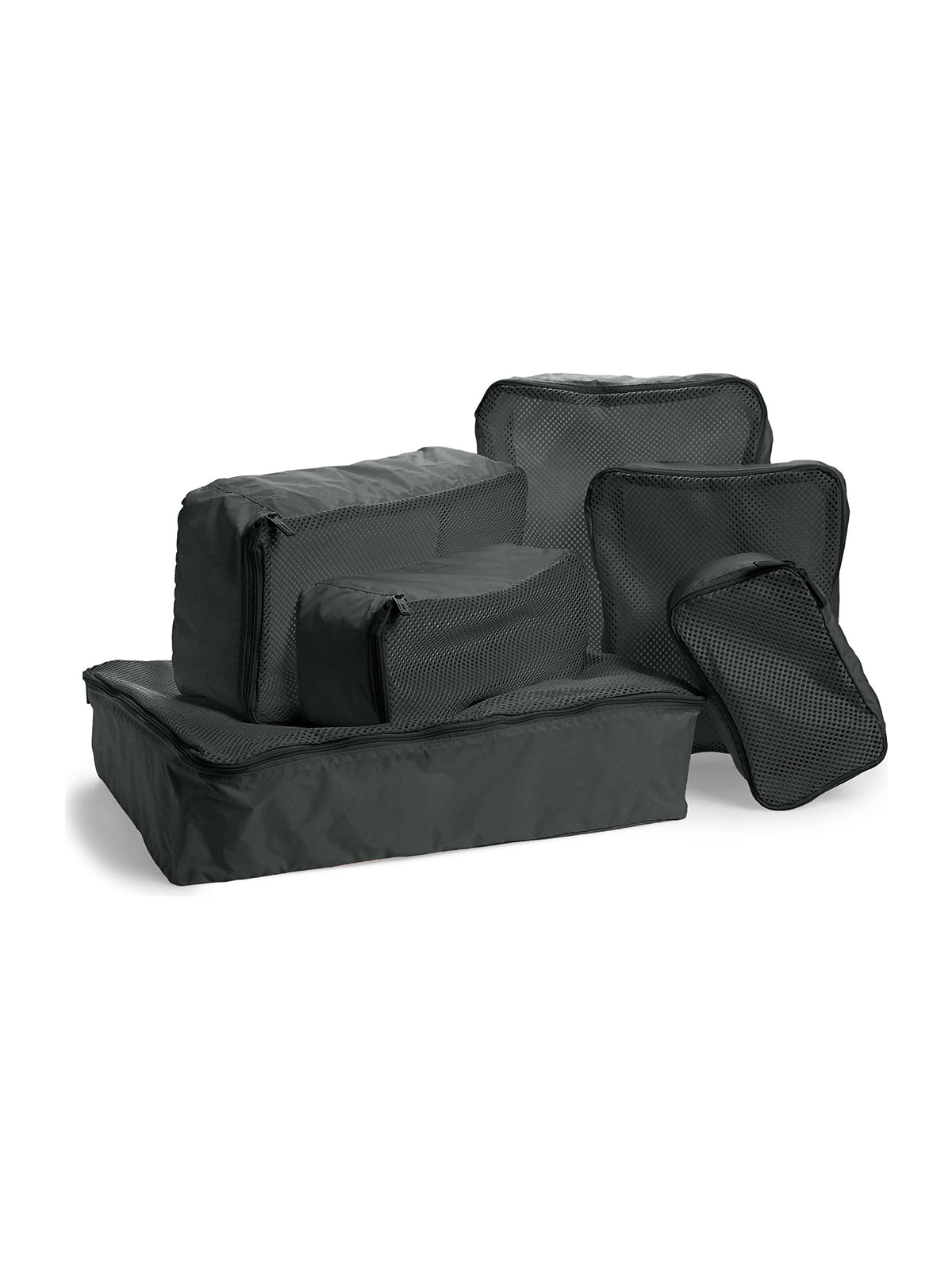 Away Luggage at Nordstrom, set of black packing cubes