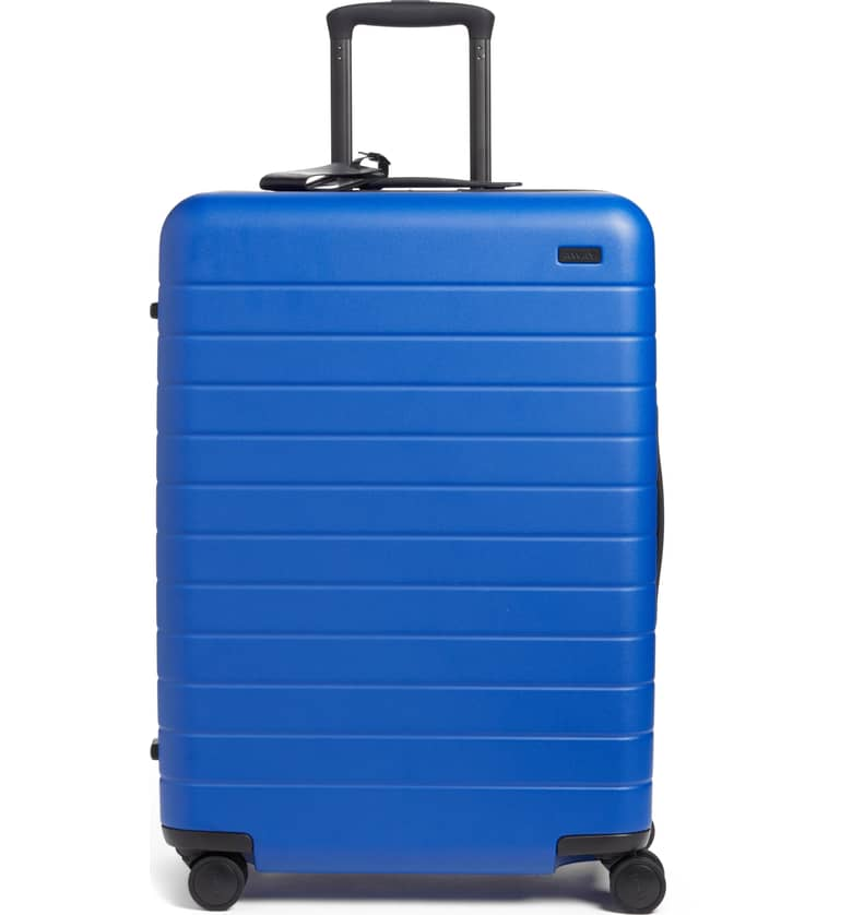 Away Luggage at Nordstrom, Blue Suitcase