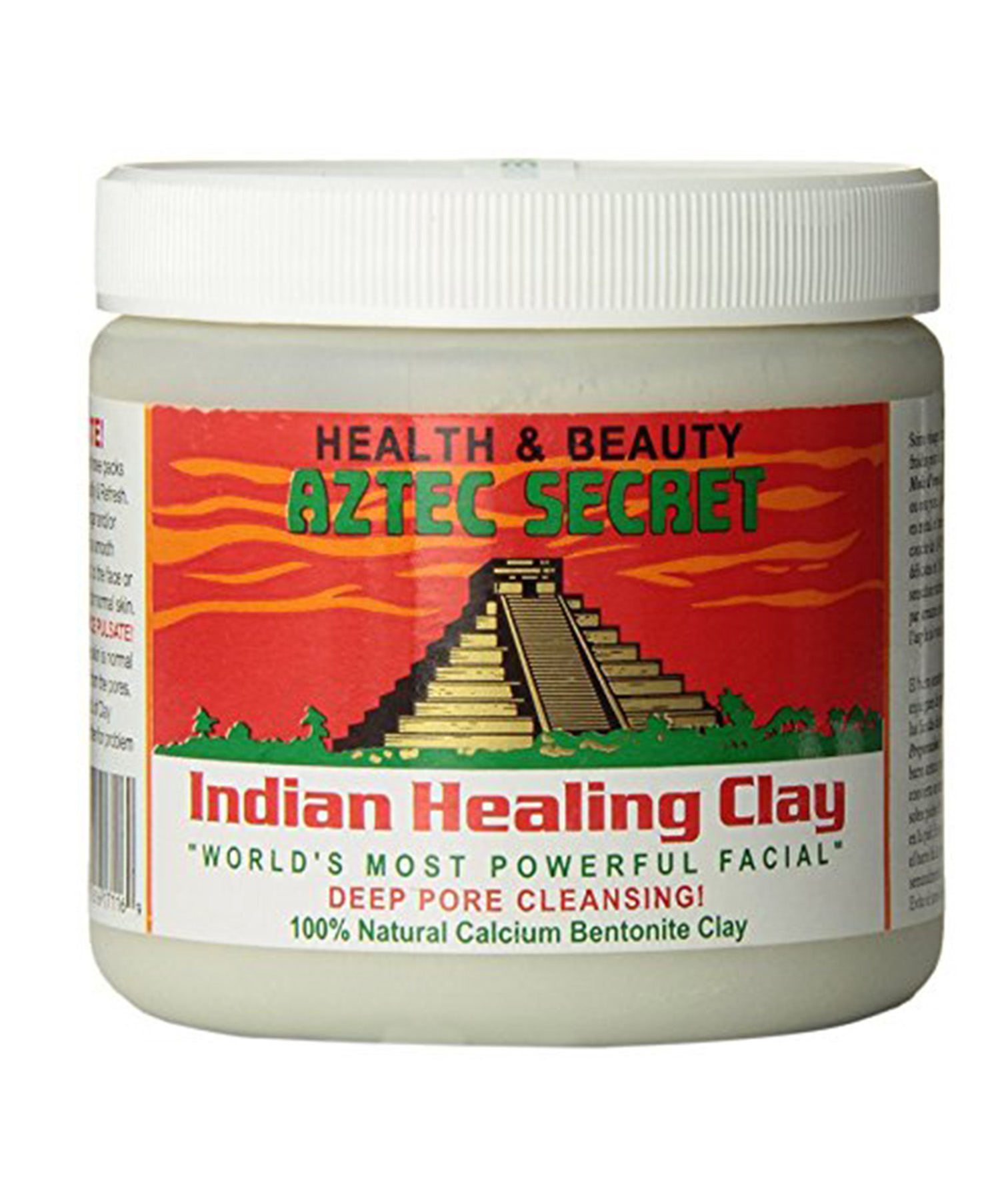 Aztec Secret Clay Face and Body Mask