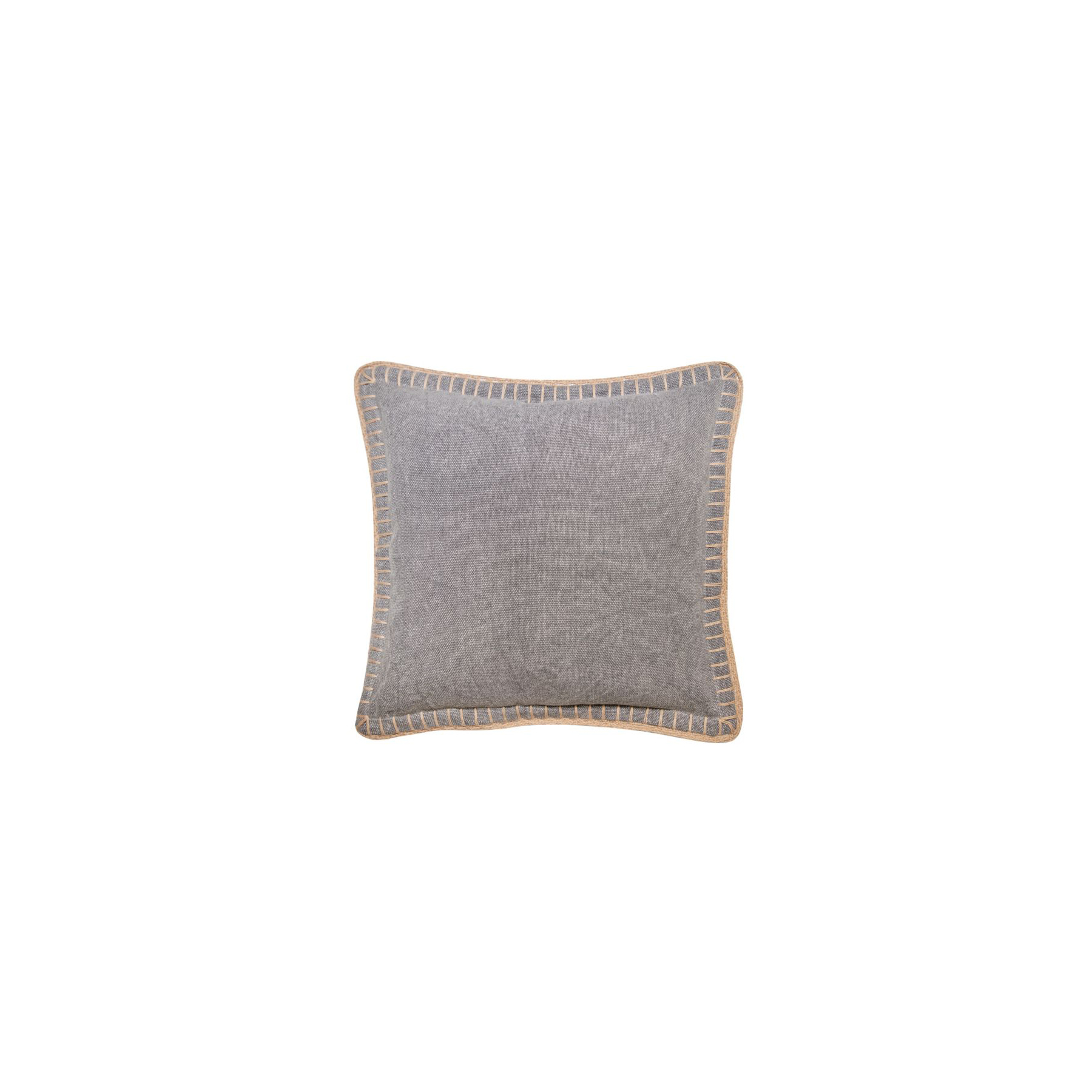 Bee & Willow Home Whipstitch Square Throw Pillow