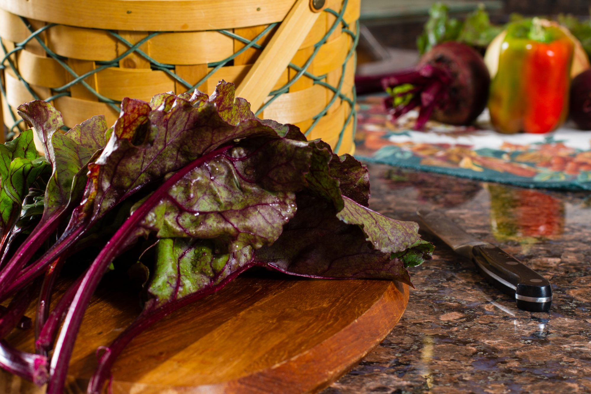 Food Parts You Didn't Know Were Edible: Beet Greens