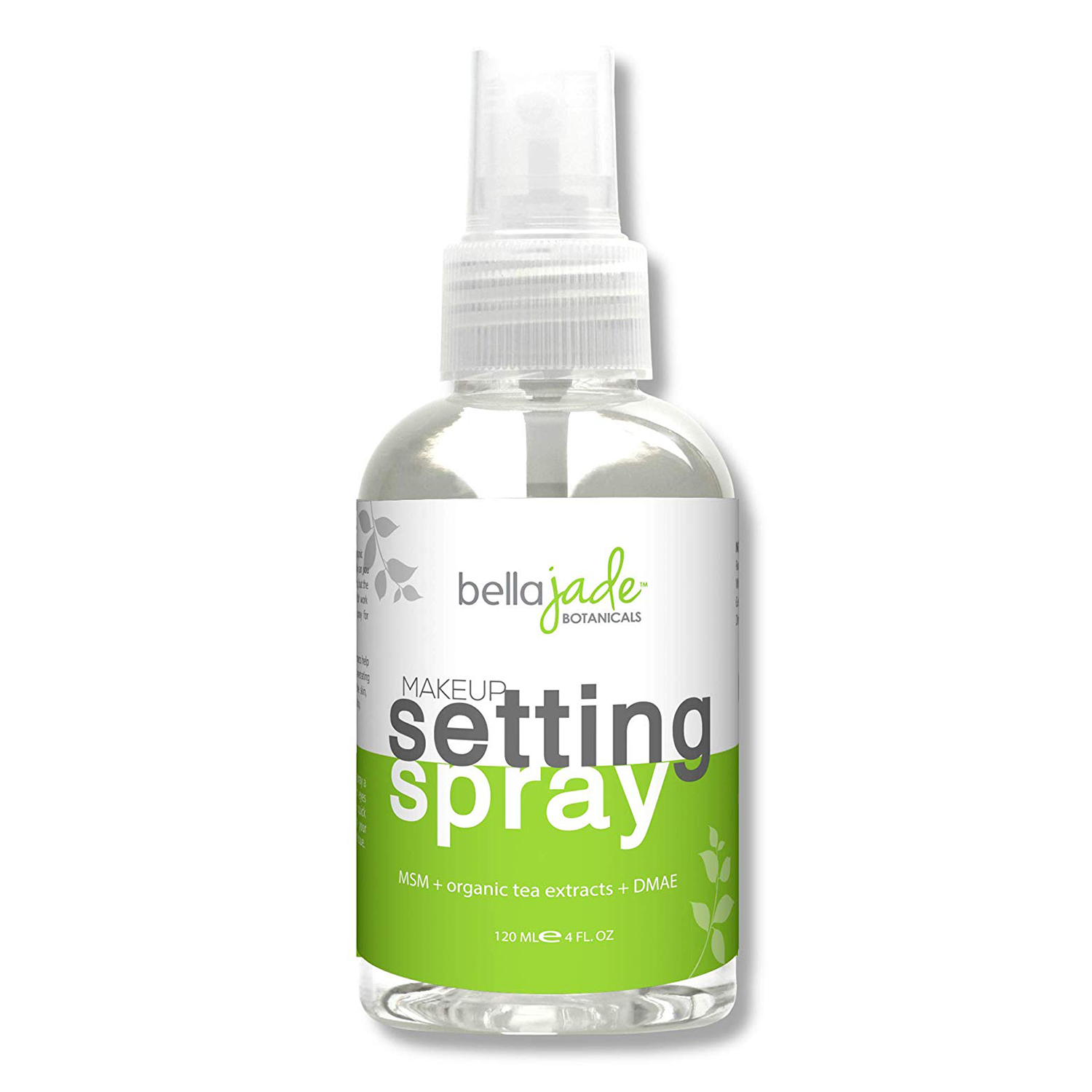Best Anti-Aging Products on Amazon: Bella Jade Makeup Setting Spray with Organic Green Tea, MSM, and DMAE