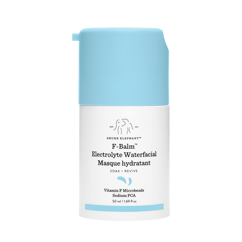Best Beauty Products: Drunk Elephant F-Balm Electrolyte Waterfacial