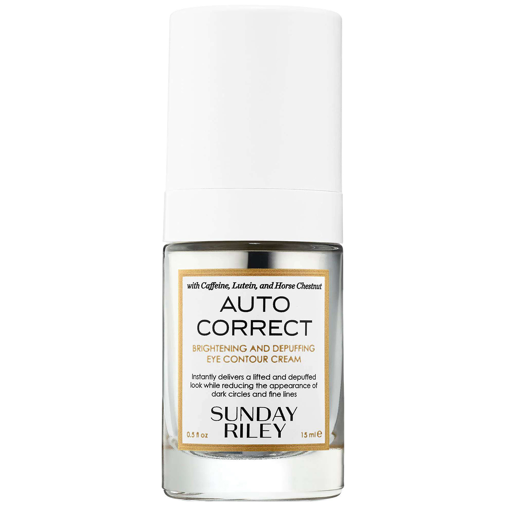 Sunday Riley Auto-Correct Eye Cream