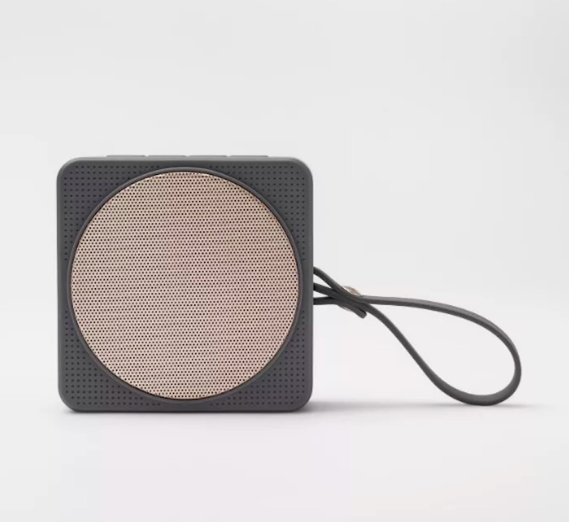 Best Gifts for Person You Don't Know Very Well, mini speaker
