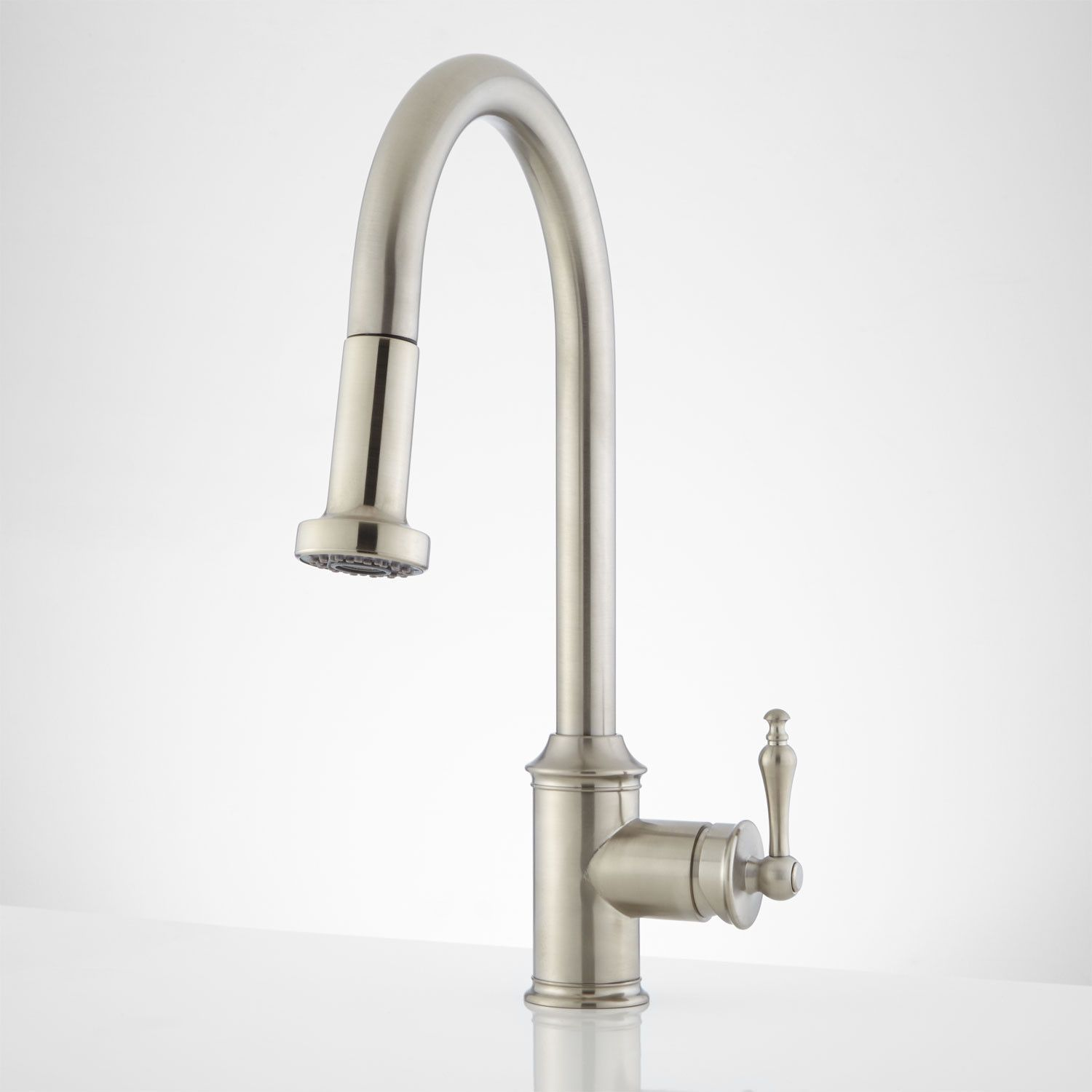Best Kitchen Faucets, Southgate pull-down faucet