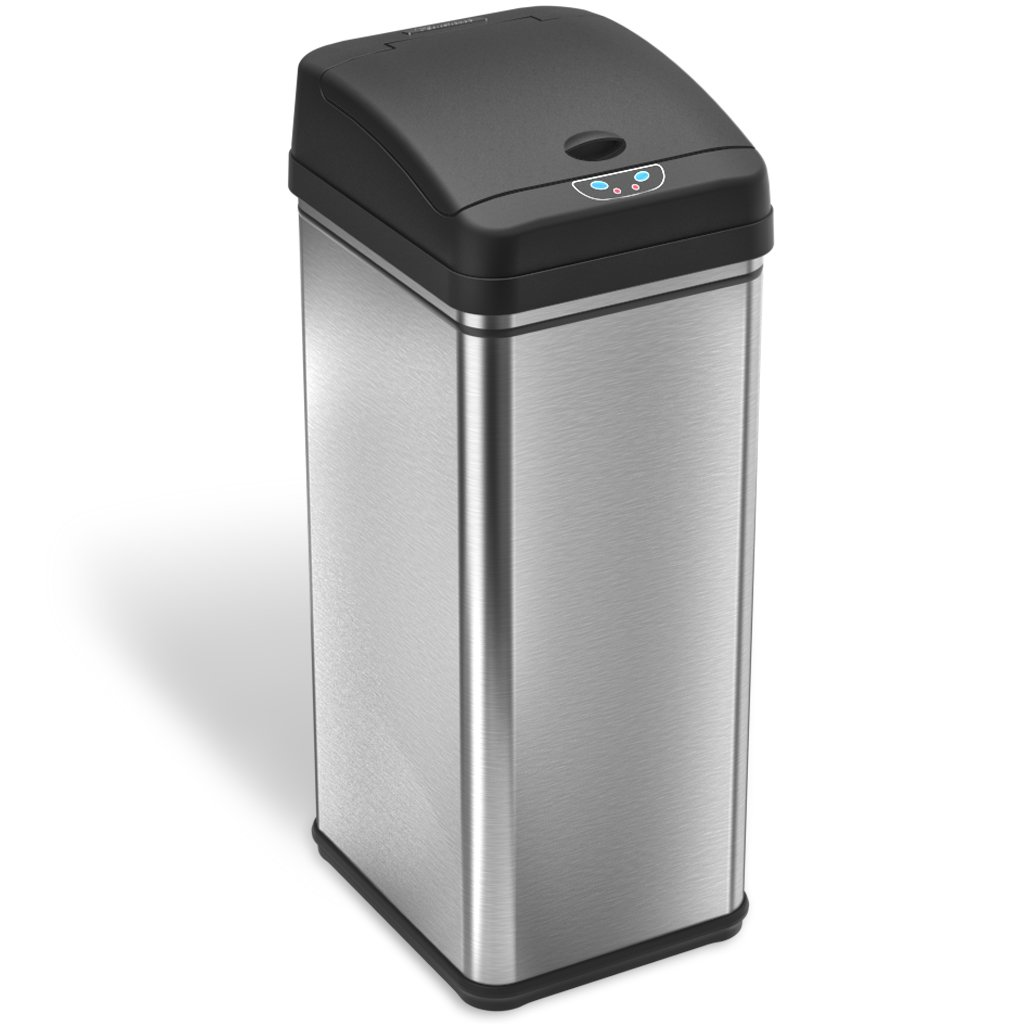 Best New Cleaning Products, Touchless Garbage Can