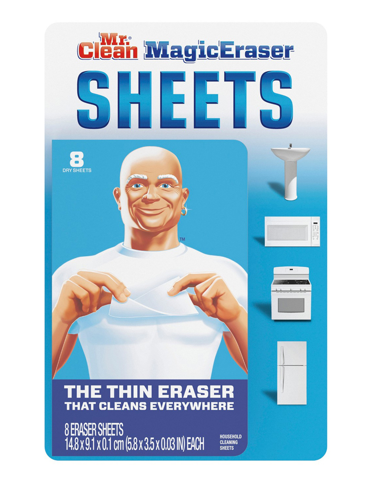 Best products 2019 - Mr. Clean Magic Eraser Sheets