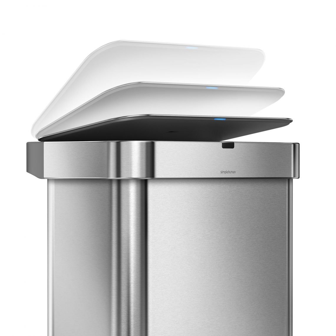 Best products 2019 - Simplehuman Rectangular Sensor Can with Voice and Motion Sensor