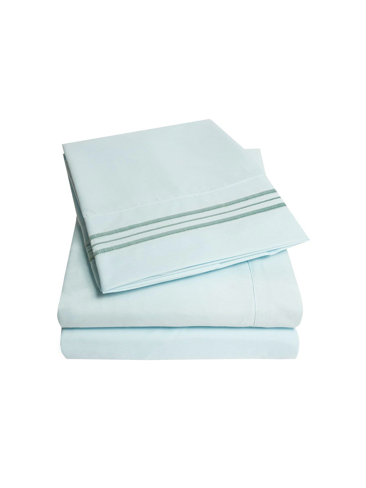 Supreme Collection Extra-Soft Sheets in light blue
