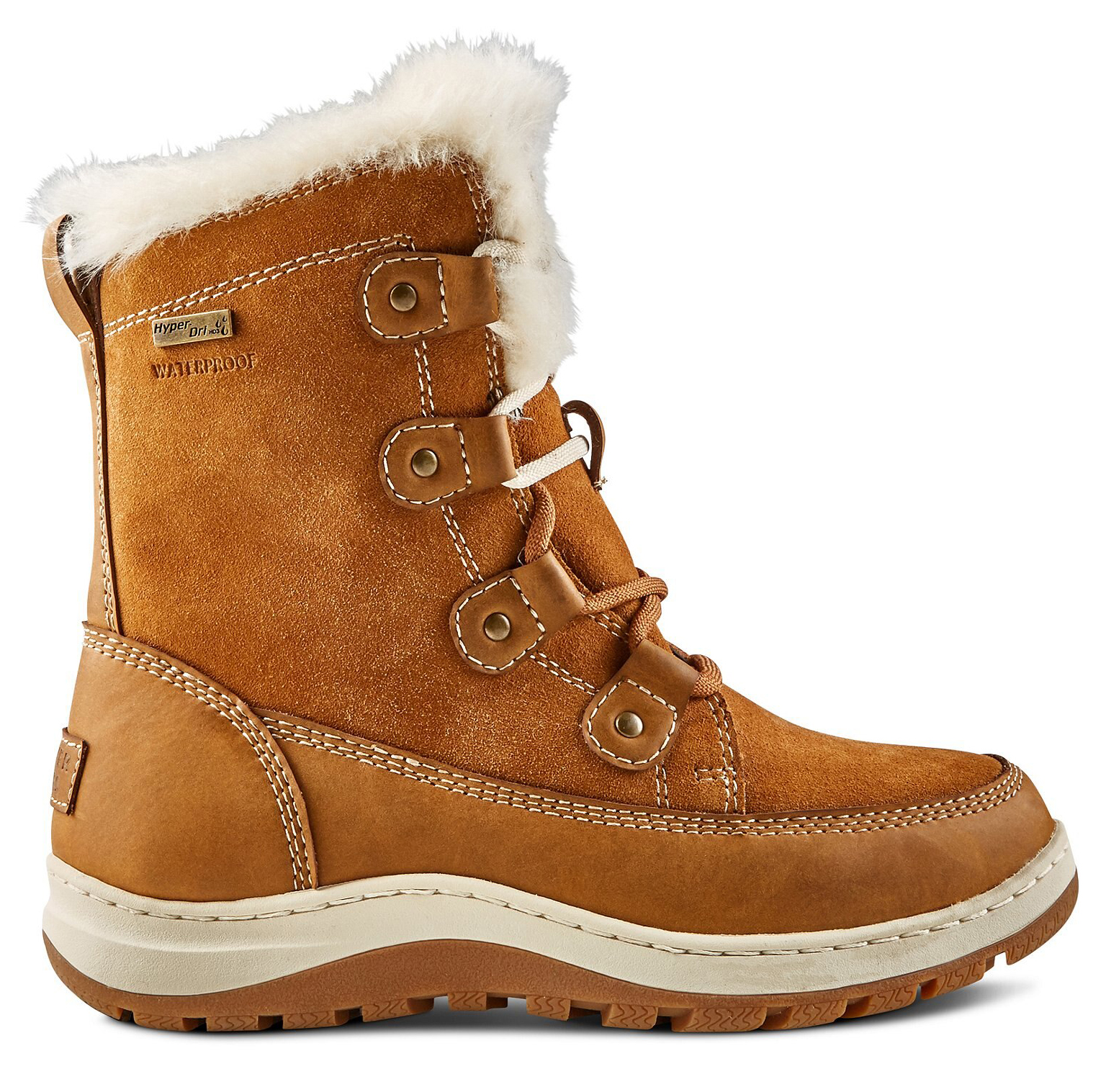 Best snow and ice boots for women - Denver Hayes Women's ICEFX HD3 Waterproof Winter Boots