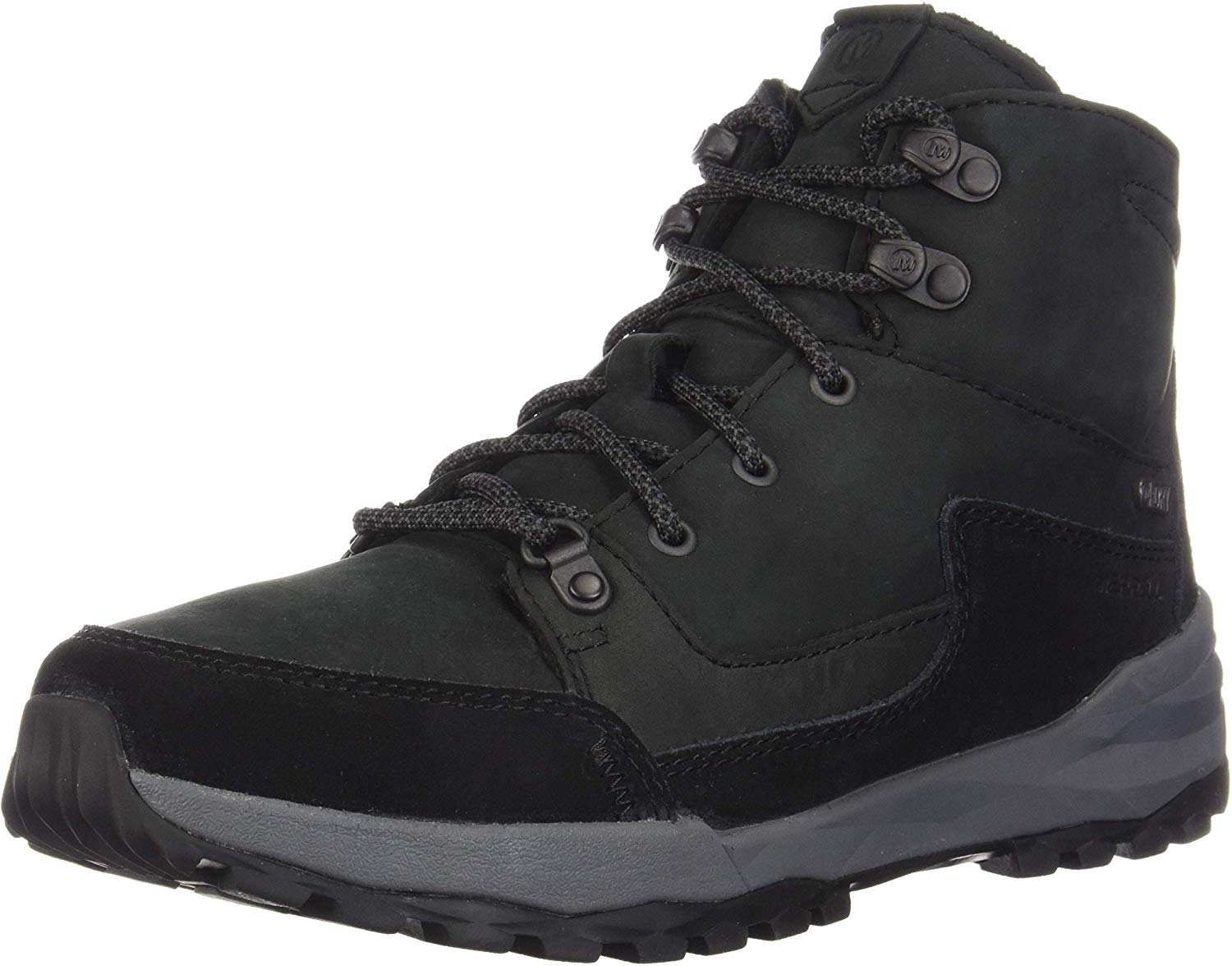 Best snow and ice boots for women - Merrell Women's Icepack Lace Up Polar Waterproof Winter Boot