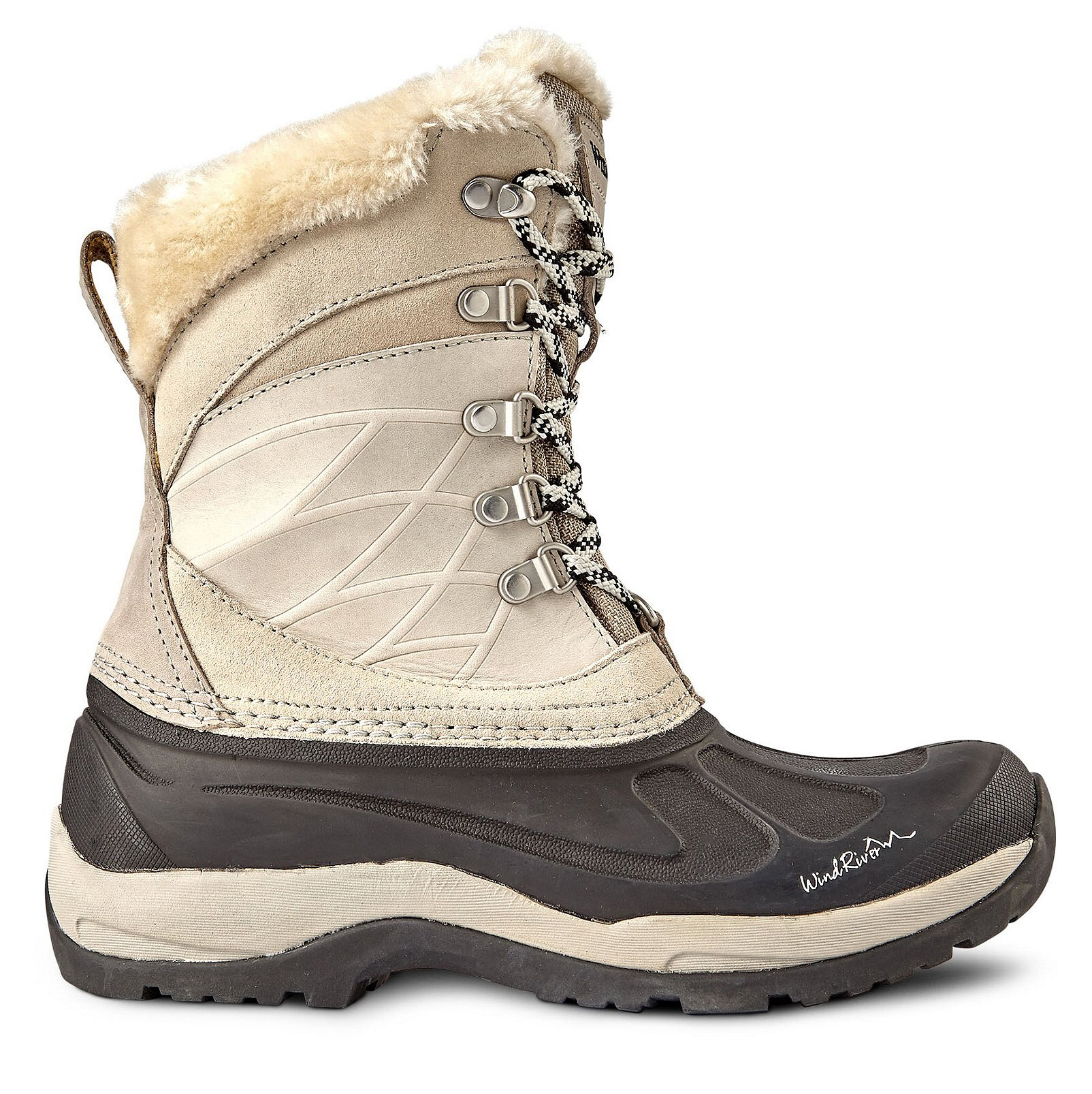 Best snow and ice boots for women - Windriver Women's Fernie Winter Boots