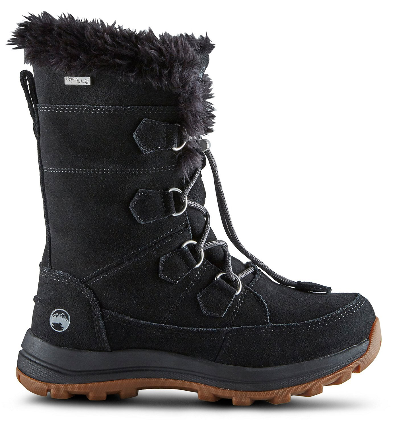 Best snow and ice boots for women - Windriver Women's Ice Queen ICEFX Mid Winter Boots