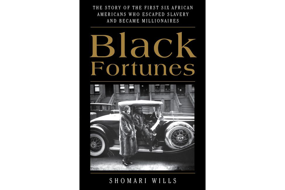 Cover of Black Fortunes, by Shomari Wills