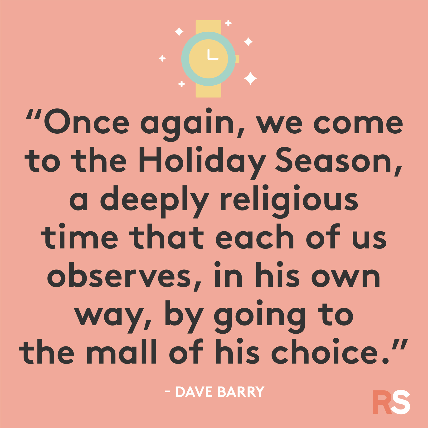 Black Friday funny quotes, sayings - Dave Barry