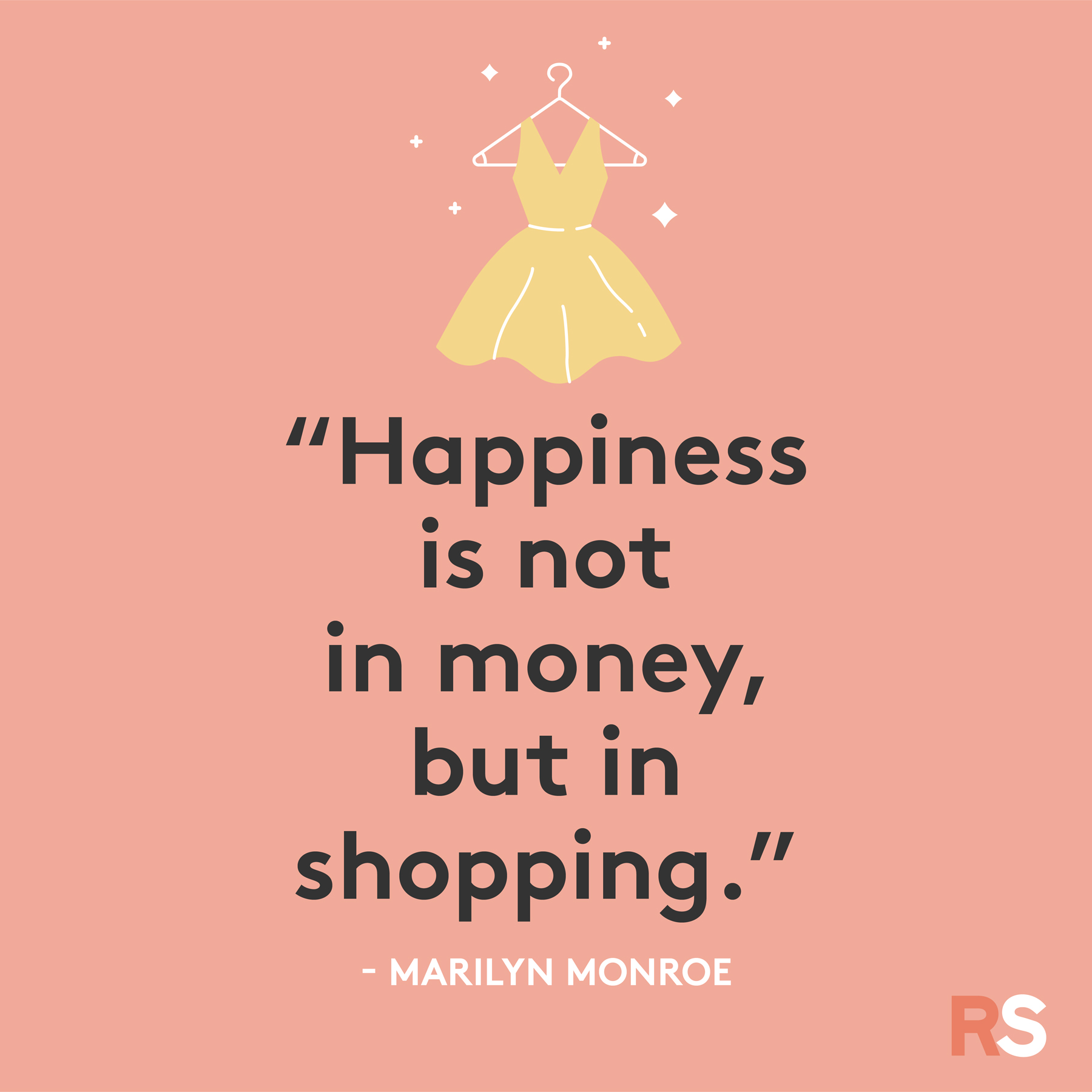 Black Friday funny quotes, sayings - Marilyn Monroe