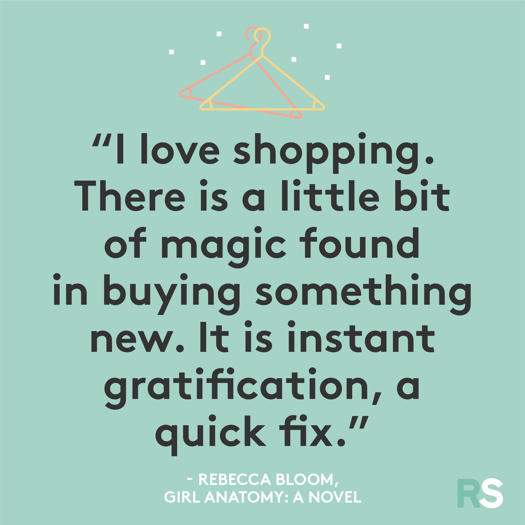 Black Friday funny quotes, sayings - Rebecca Bloom
