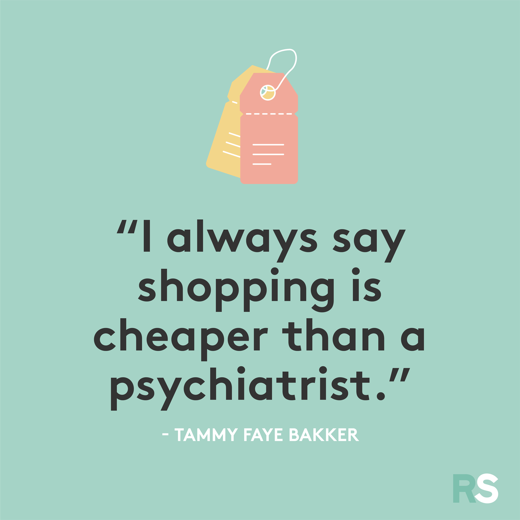 Black Friday funny quotes, sayings - Tammy Faye Bakker