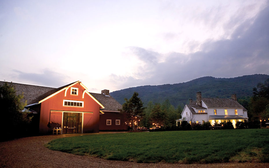 Blackberry Farm, Walland, Tennessee