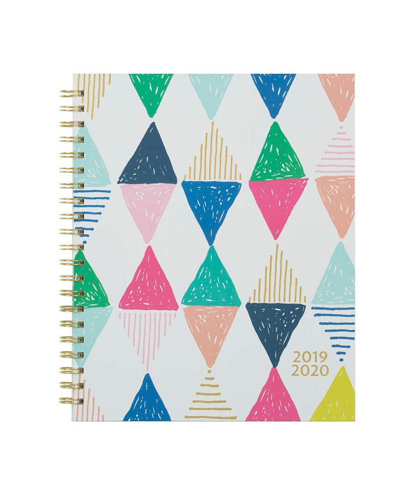 Ampersand for Blue Sky 2019-2020 Academic Year Weekly & Monthly Planner
