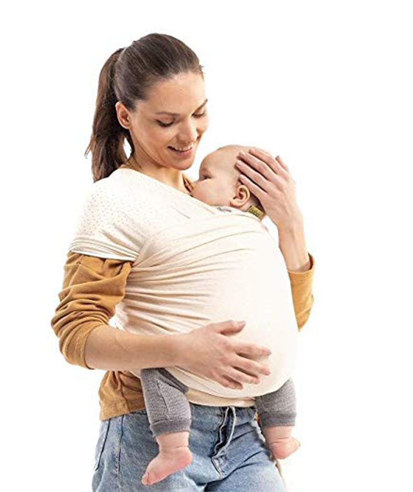 Best Gift for Moms On-the-Go: Boba Wrap Baby Carrier