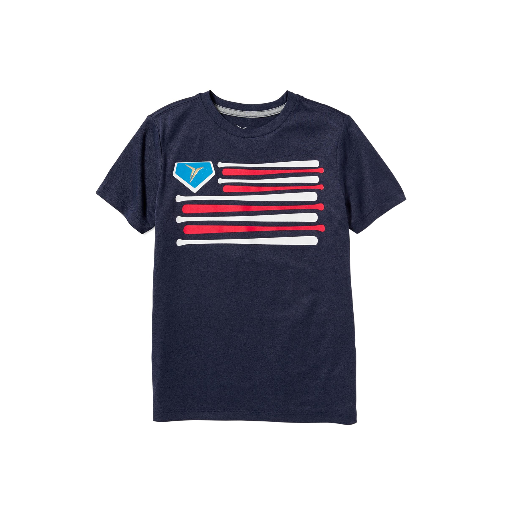 Old Navy Boys Flag Tee