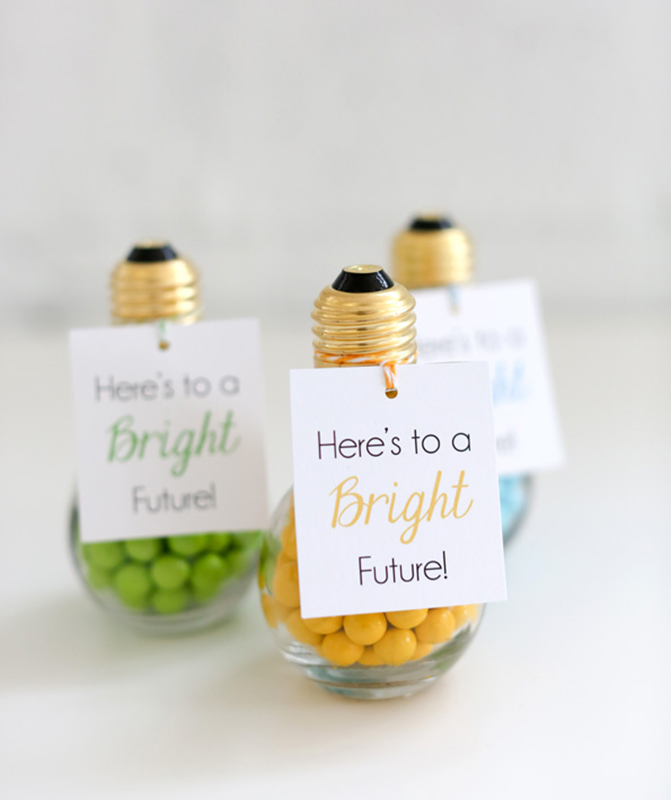 Bright Future Candy Holders