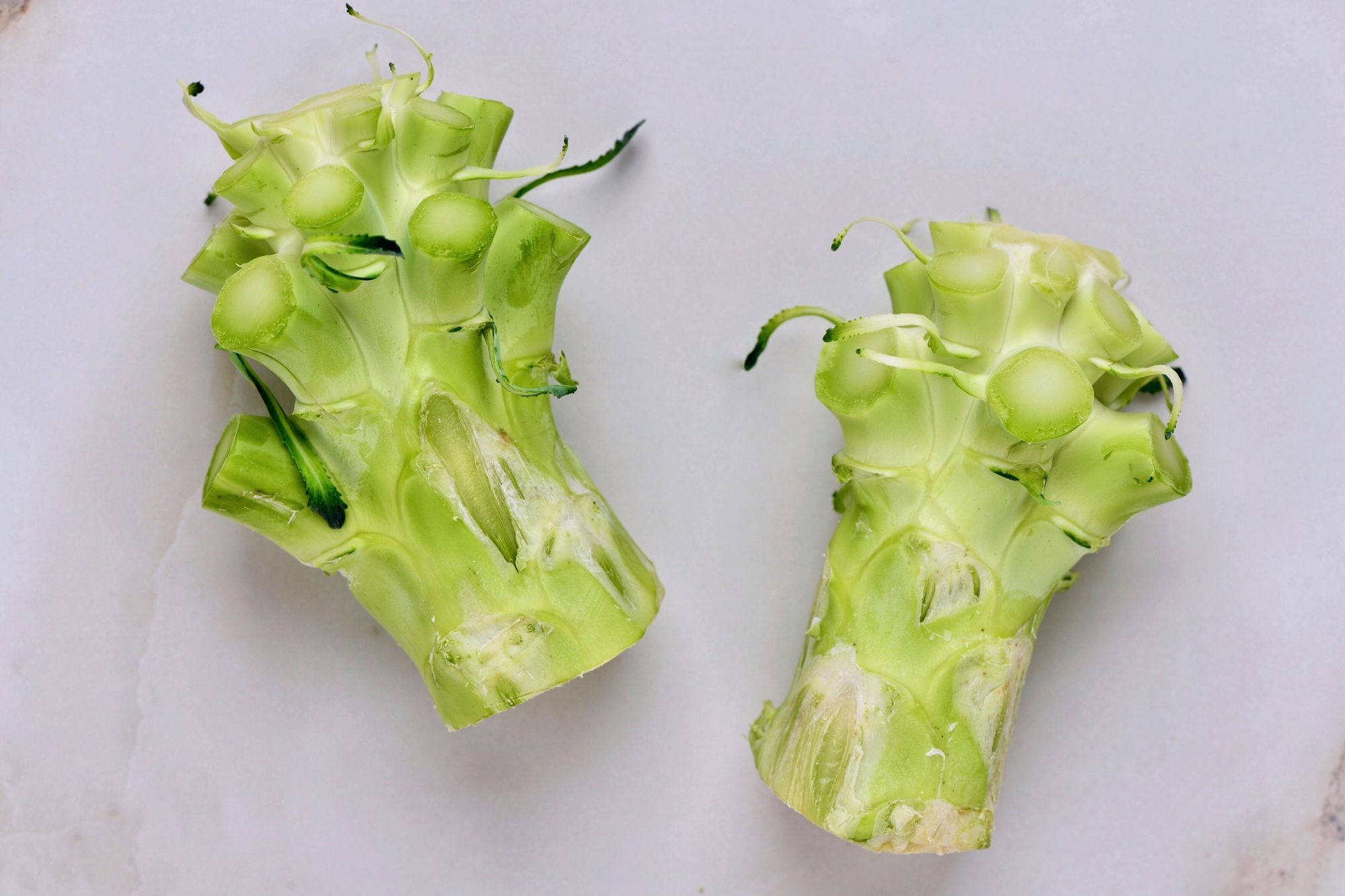 Surprising Foods You Can Eat: Broccoli Stalks