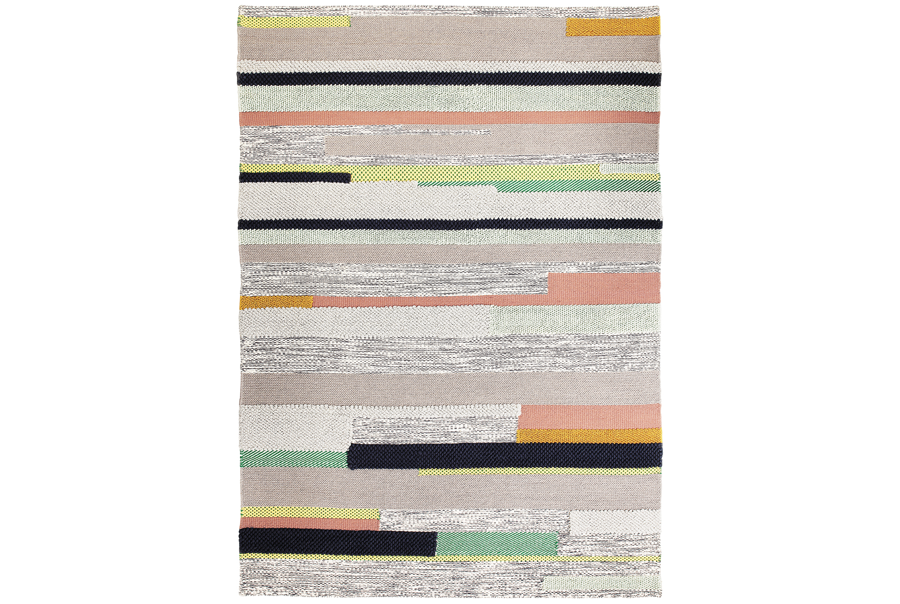 Bronden Rug, stripes