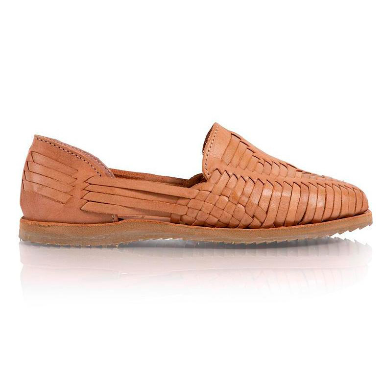 Brother Vellies woven Huarache Leather Sandal