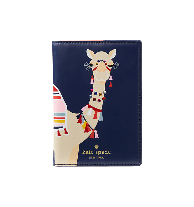 Spice Things Up Camel Passport Holder