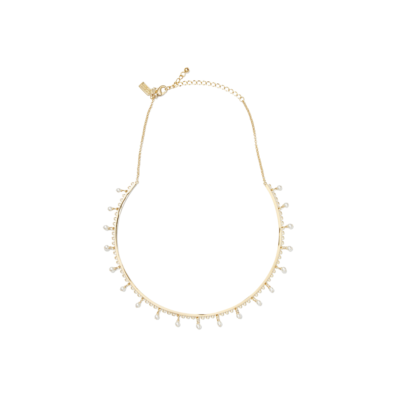 Chantilly Charm Collar Necklace