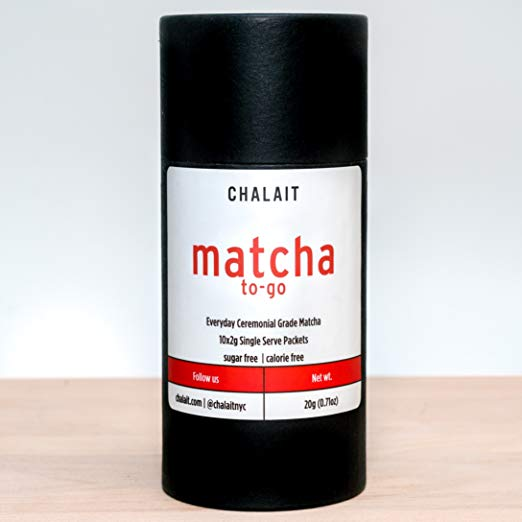 Inexpensive Stocking Stuffer Ideas: Matcha Packets From Chalait
