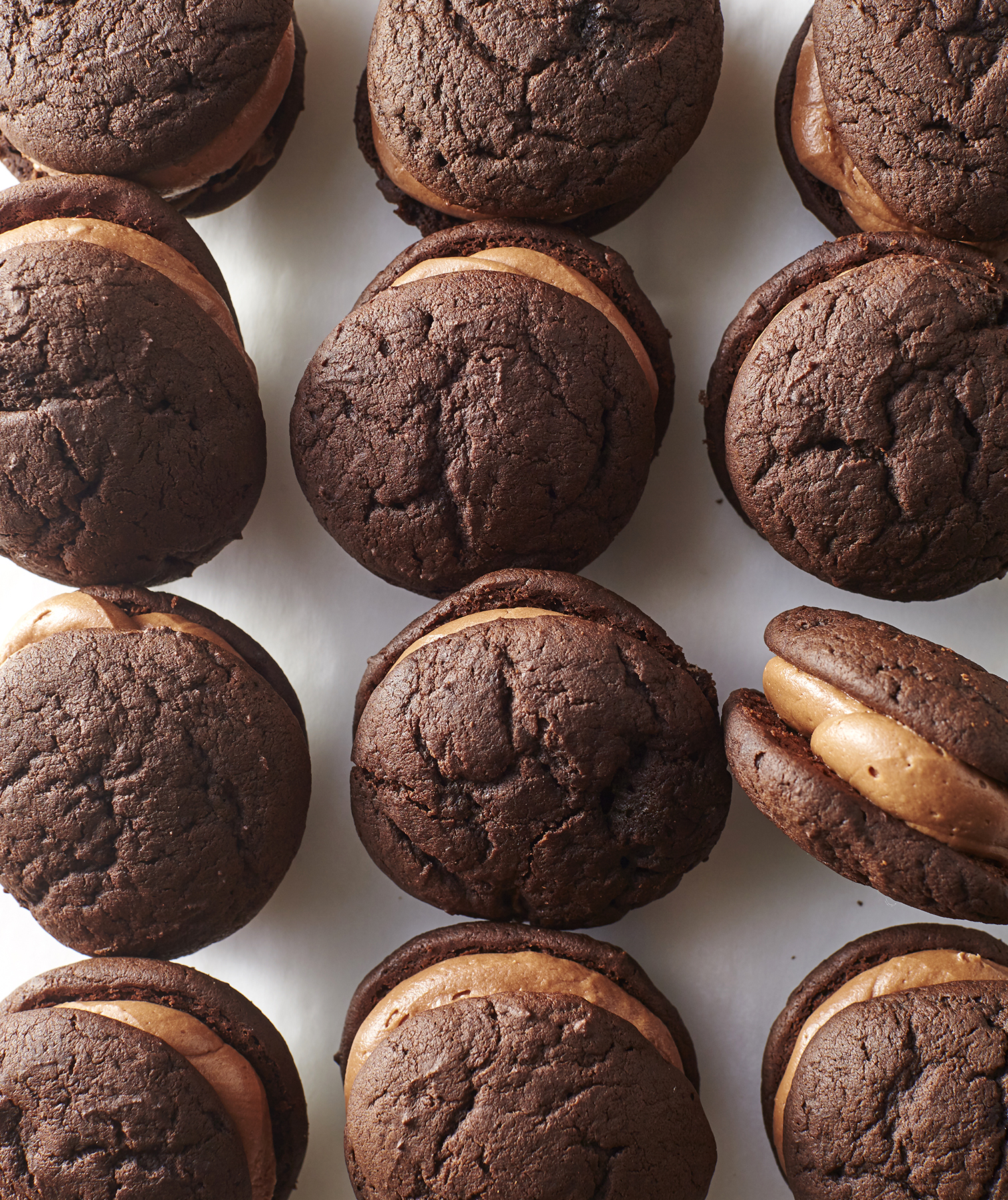 Chocolate-Chocolate Whoopie Pies